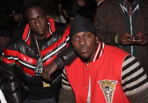 The Clipse Are Working On A New Project
