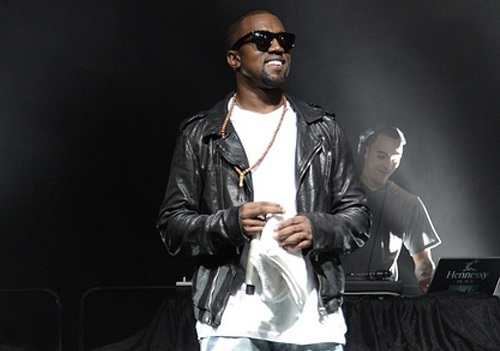 """Kanye's New Album Will Be """"Black"""""""