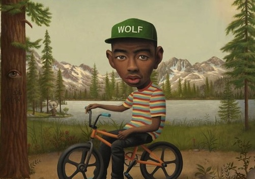 Tyler Unveils Three Album Covers