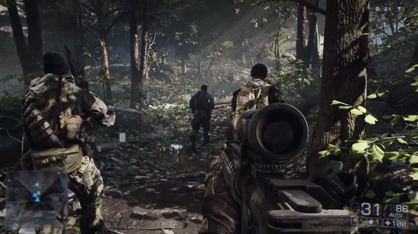 Battlefield 4 Not Coming To Wii U