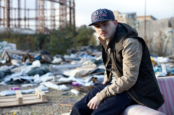 UK Rhymer Of The Month: Benny Banks