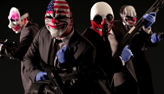 Payday 2 Coming To Xbox 360, PS3, And PC This Summer