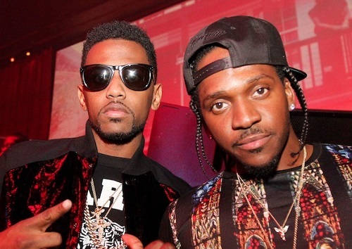 Fabolous Hitting the Road With Pusha T