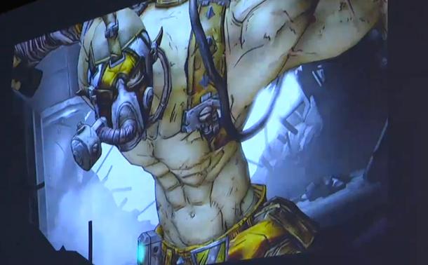 Gearbox Reveals New Borderlands 2 Vault Hunter, Krieg