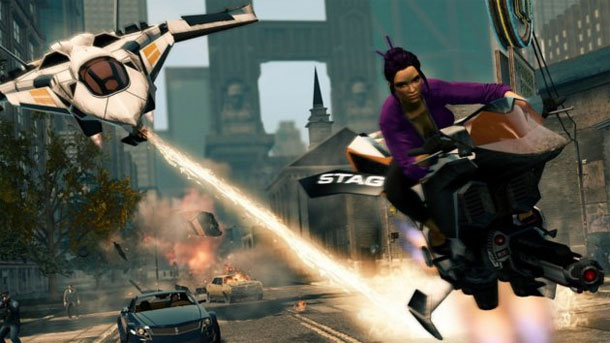 Saints Row Developer Speaks Out On THQ Closing