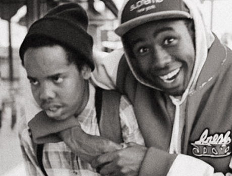 Earl Sweatshirt And Tyler Get Silly In 'Whoa' Video
