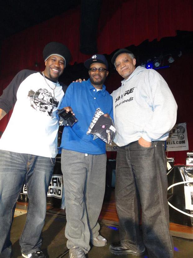 DMC DJ BATTLE HEATS UP IN HOTLANTA