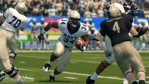NCAA Football 14 Shows Off Its Cover Athlete