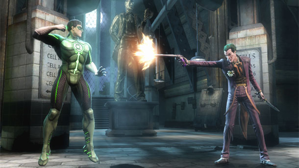 The Best Characters Of Injustice