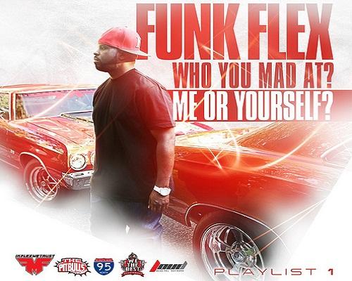 Lil Wayne, Cam'ron J. Cole, A$AP Rocky Go Big On Funk Flex Mixtape