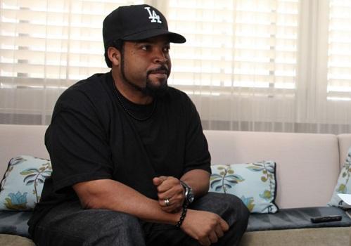 Ice Cube Talks About NWA Biopic