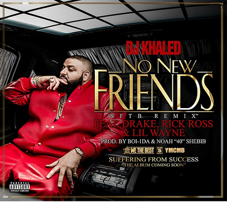 Drake Delivers 'Started From The Bottom (Remix)' As 'No New Friends'