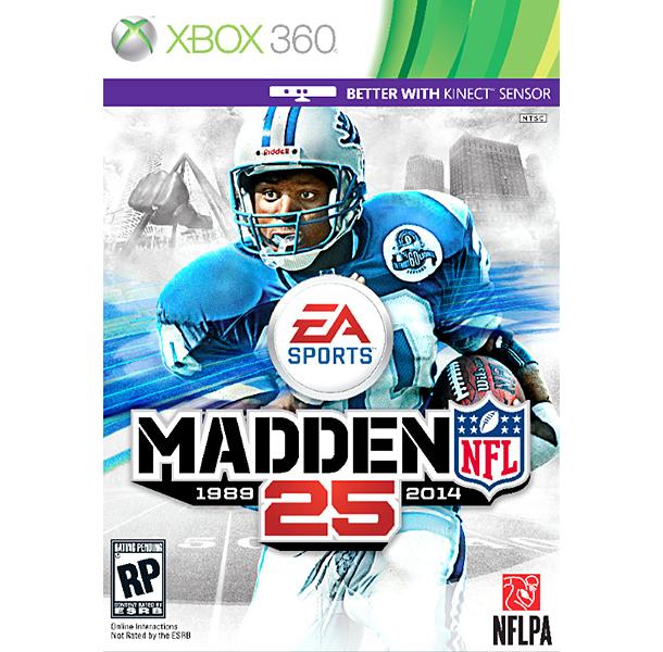 Madden NFL 25 Cover Athlete Revealed