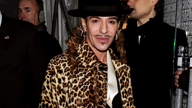 Professor Galliano: Is the Controversial Fashion Designer an Appropriate Mentor for Students?