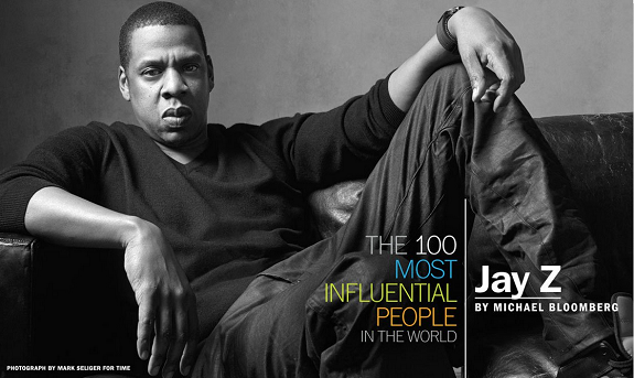 Beyonce, Jay-Z, Frank Ocean, Miguel Among Time's Most Influential People