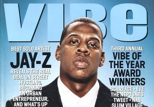 VIBE Magazine Sold To SpinMedia