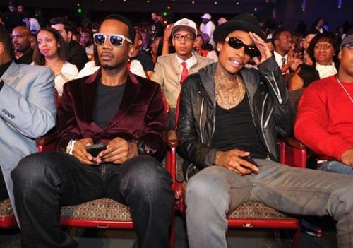 Wiz Khalifa Talks About Juicy J's New Project