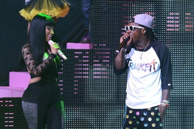 Nicki Minaj Racks Up At the Billboard Awards