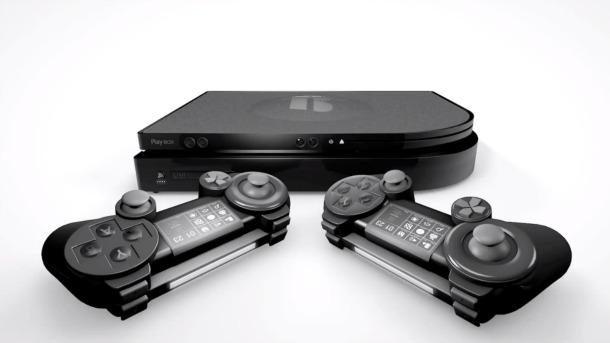Xbox Fuses With PlayStation In The PlayBox