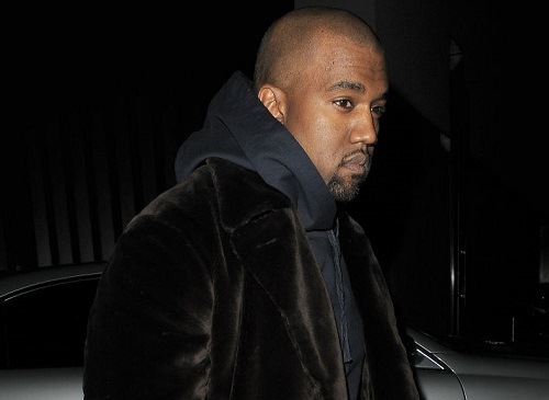 Kanye Blasts Paparazzi At NYC Show