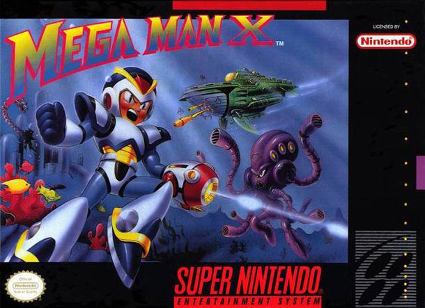 Mega Man X Coming To Wii U Virtual Console Next Week