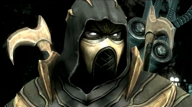 Scorpion Joins Injustice: Gods Among Us, Fatality Not Included