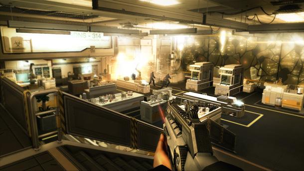 Deus Ex: Human Revolution – Director's Cut Coming To PS3, 360 & PC
