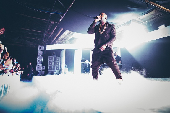 Kanye West Reveals Yeezus Collaborators: Daft Punk, Chief Keef, Bon Iver