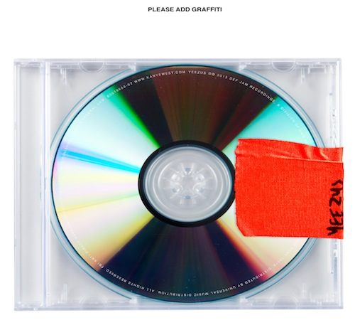 Kanye West's Yeezus Tracklist Features God?