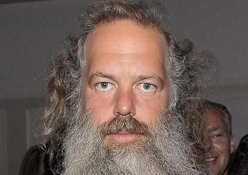 """Rick Rubin Was Nervous About """"Yeezus"""""""