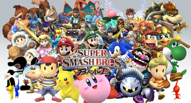 The Next Smash Bros. Will Have A Trailer During Nintendo's E3 Direct Presentation