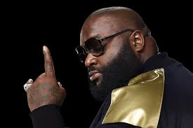 Rick Ross Performs Jay-Z's 'F**kWithMeYouKnowIGotIt'