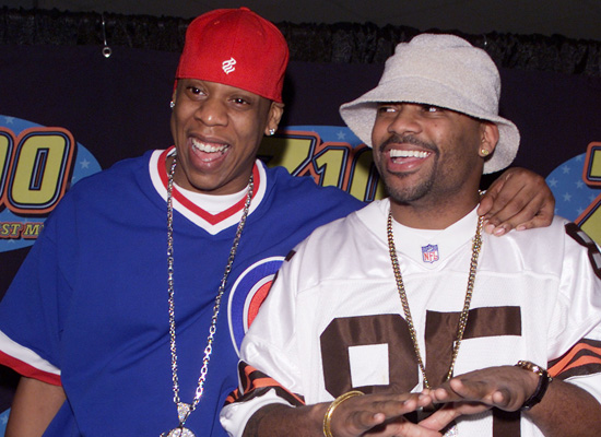 Jay Z And Dame Dash.....Roc4Life