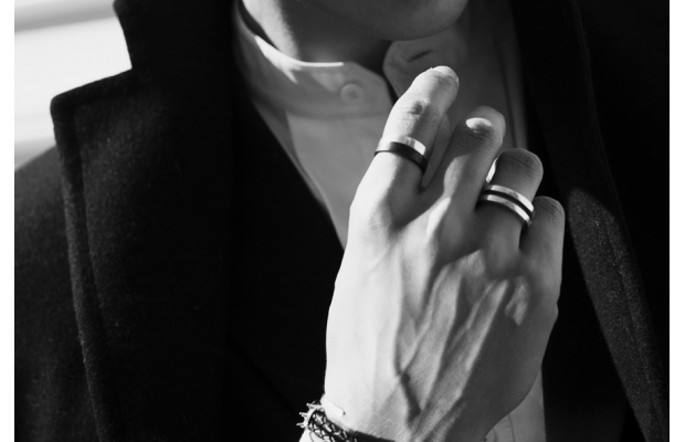 Bernard James' Spring Campaign Might Sway Your Opinion of Men's Jewelry