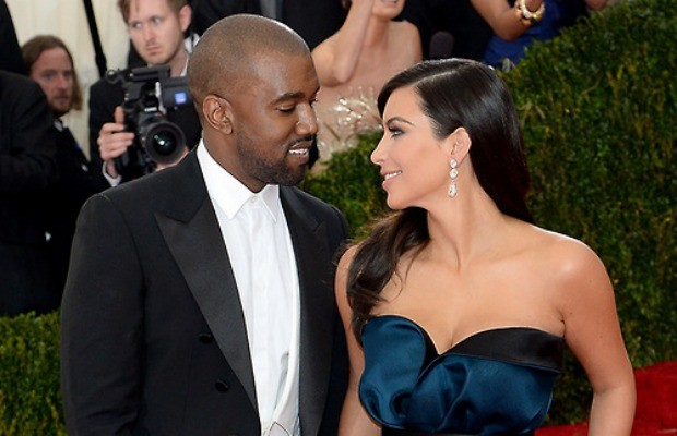 Here's What Kim and Kanye's Wedding Venue Looks Like Right Now