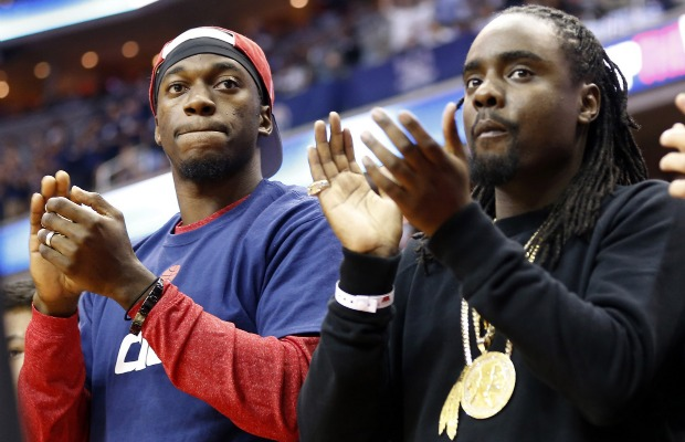 Wale Is Skeptical About Why U.S. Senate Majority Leader Harry Reid Is Trying to Get the Redskins to Change Their Name