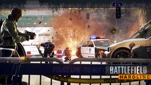 Battlefield Hardline Beta Now Open To All PC Players