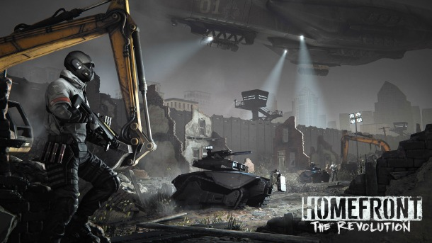 Homefront Returns With Revolution In The Air