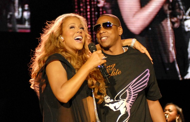 You Will Never Guess the Names of Jay Z and Mariah Carey's New Beverage Lines