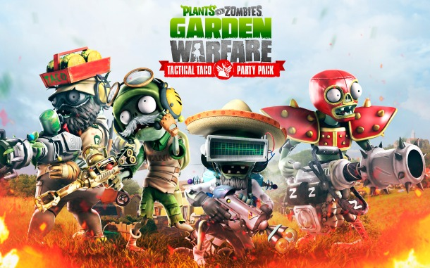 Free Tacos For Plants Vs. Zombies Garden Warfare