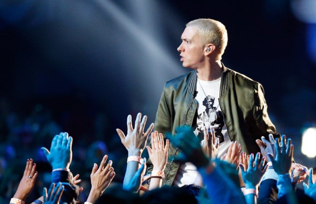 A Book of Essays Examining Eminem's Career Will Be Released in November