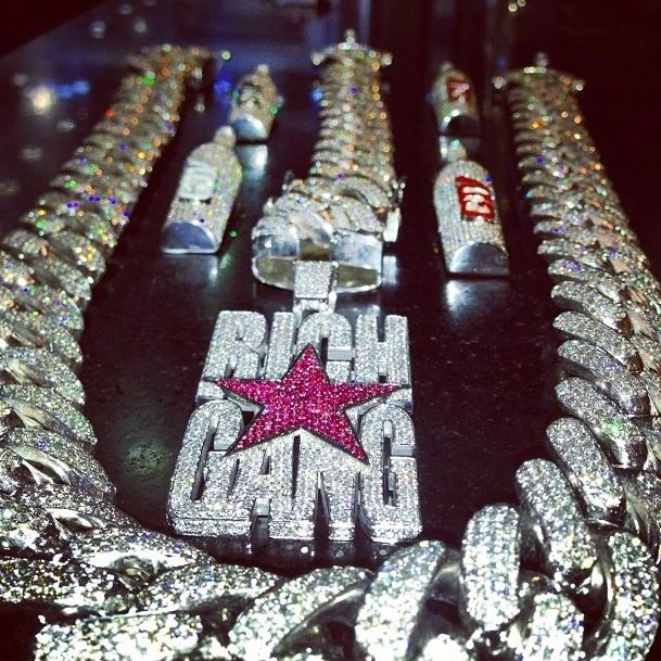 """Rich Gang's Video for """"Lifestyle"""" f/ Young Thug and Rich Homie Quan"""