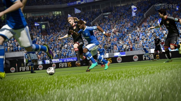 [Update] Clint Dempsey Joins Messi On FIFA 15 Cover In North America