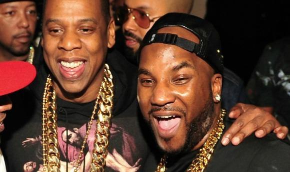 """Jeezy featuring Jay Z....""""Seen It All"""""""