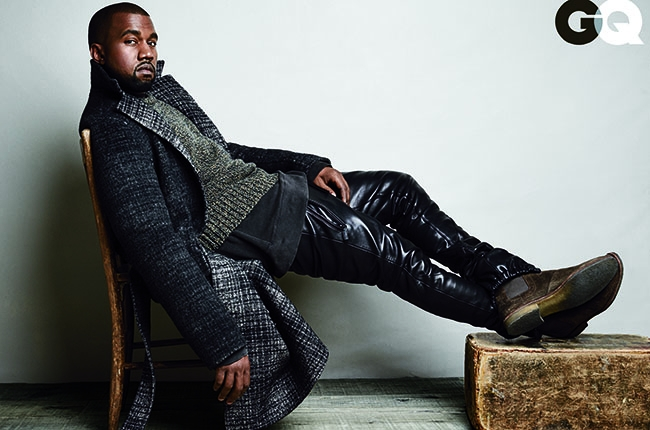 Kanye West Will Release New Album 'Most Likely in September'; Readies 'All Day' Single