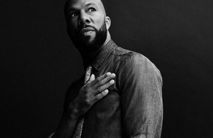 """Nobody's Smiling"": Common's Commiseration With The Kids Of Chiraq"