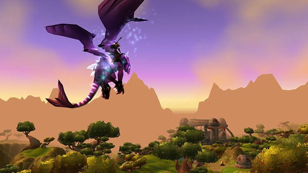 Exploring Freedom In World Of Warcraft