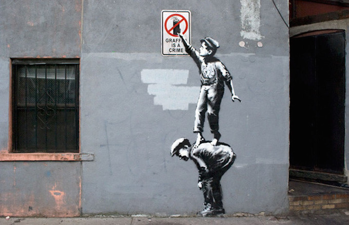 """""""Banksy Does New York"""" Documentary Gets Premiere Date"""