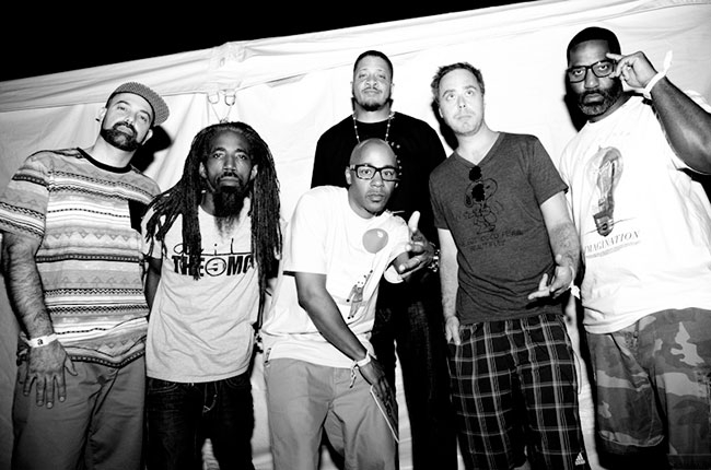 Jurassic 5 Considering New Material: 'I Hope There's More Music To Come,' Says Nu-Mark