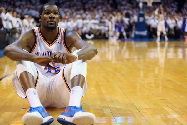 Nike Counters Under Armour's Offer to Kevin Durant